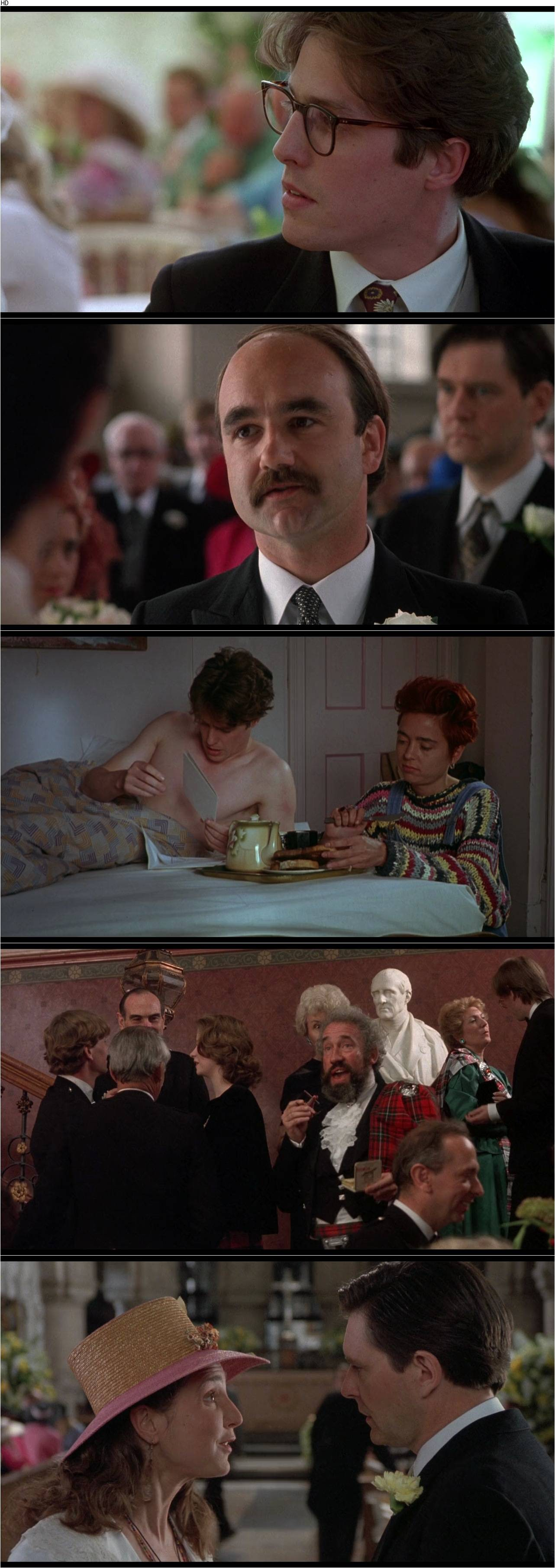Four Weddings And A Funeral 1994 Avaxhome
