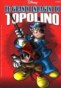 Più Disney n.44 - Le Grandi Indagini di Topolino (11/2005)