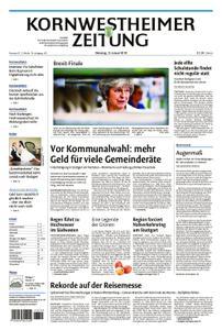 Kornwestheimer Zeitung - 15. Januar 2019