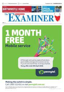 The Examiner - April 12, 2018