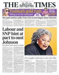 The Times - 7 August 2019
