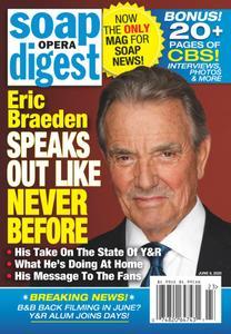 Soap Opera Digest - June 08, 2020