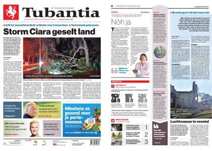 Tubantia - Enschede – 10 februari 2020