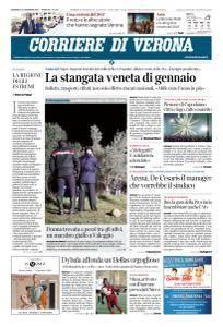 Corriere di Verona - 31 Dicembre 2017