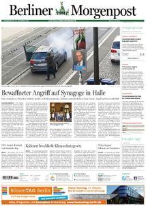 Berliner Morgenpost – 10. Oktober 2019