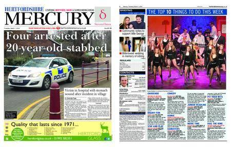 Hertfordshire Mercury – March 01, 2018