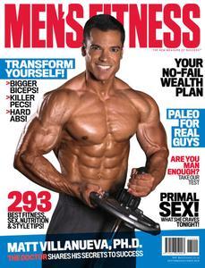 Men's Fitness South Africa - September/October 2019