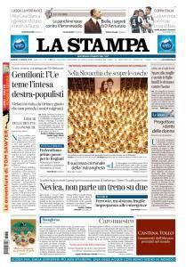 La Stampa Imperia e Sanremo - 1 Marzo 2018