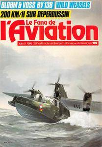 Le Fana de L'Aviation Juillet 1986