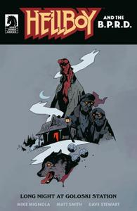Hellboy and the B P R D-Long Night at Goloski Station 2019 digital Son of Ultron