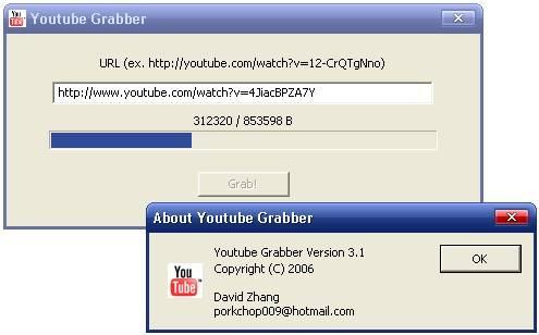 Youtube Grabber 3.1