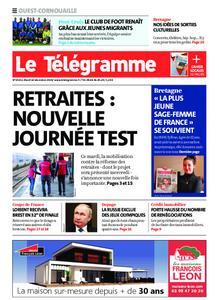 Le Télégramme Ouest Cornouaille – 10 décembre 2019