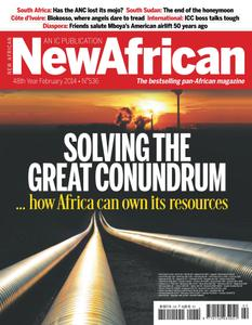New African - February 2014