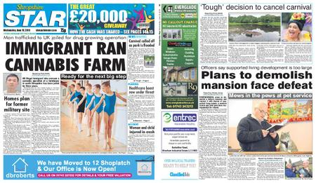 Shropshire Star Shrewsbury Edition – June 19, 2019