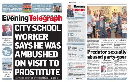 Evening Telegraph First Edition – July 16, 2019