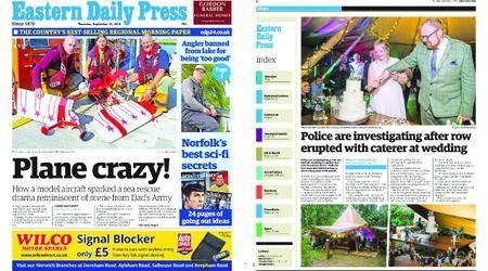 Eastern Daily Press – September 27, 2018