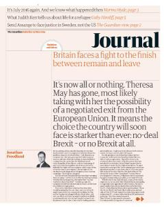 The Guardian e-paper Journal - May 25, 2019