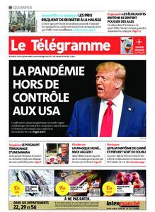 Le Télégramme Quimper – 02 juillet 2020