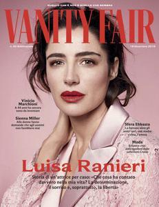 Vanity Fair Italia – 18 dicembre 2019