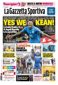 La Gazzetta dello Sport Sicilia – 24 marzo 2019