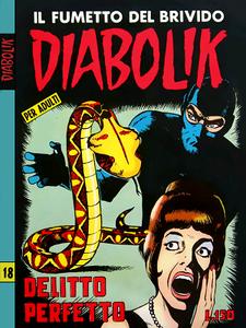 Diabolik N.018 - Prima serie - Delitto perfetto (Astorina 06-1964)