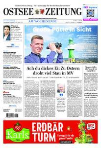 Ostsee Zeitung Wolgast - 13. April 2019