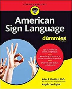American Sign Language For Dummies with Online Videos [Repost]