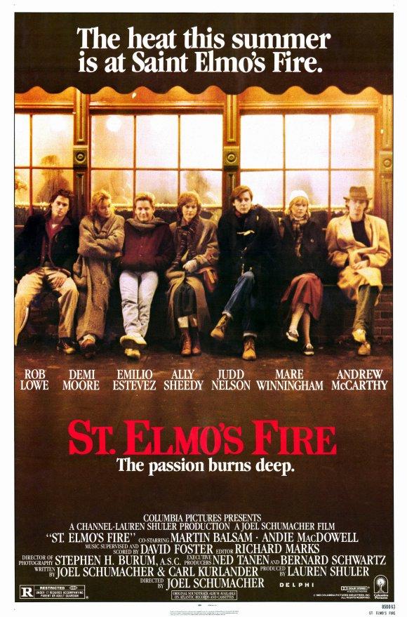 St Elmo's Fire (1985) Repost