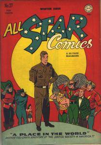 All Star Comics 027