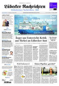 Lübecker Nachrichten Ostholstein Süd - 09. Februar 2019