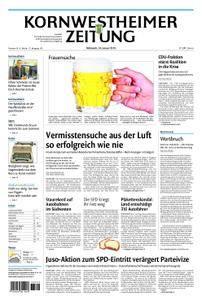 Kornwestheimer Zeitung - 24. Januar 2018