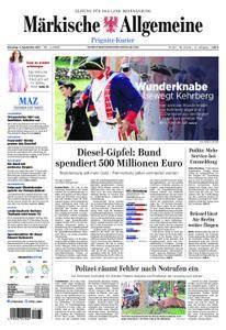 Märkische Allgemeine Prignitz Kurier - 05. September 2017