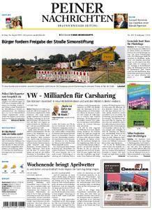 Peiner Nachrichten - 24. August 2018