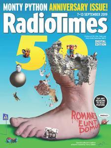 Radio Times - 07 September 2019