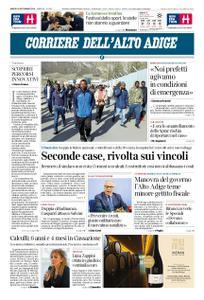 Corriere dell'Alto Adige – 29 settembre 2018