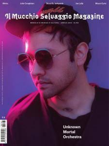 Il Mucchio Selvaggio Magazine - Aprile 2018