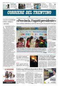 Corriere del Trentino - 17 Aprile 2018