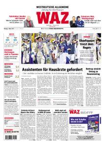 WAZ Westdeutsche Allgemeine Zeitung Oberhausen-Sterkrade - 04. März 2019
