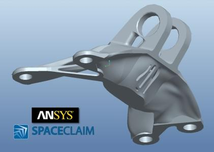 ANSYS SpaceClaim 2018 version 19.2