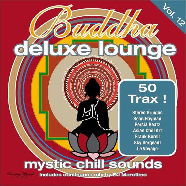 V.A. - Buddha Deluxe Lounge Vol. 12 (2016)