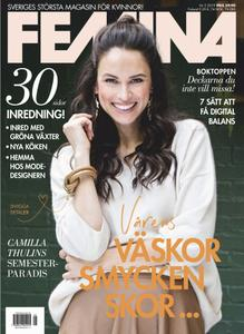 Femina Sweden – May 2019
