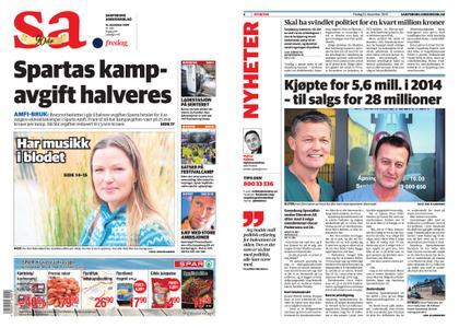 Sarpsborg Arbeiderblad – 13. desember 2019