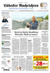 Lübecker Nachrichten Ostholstein Nord - 14. August 2019