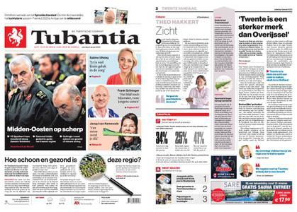 Tubantia - Enschede – 04 januari 2020