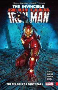 Invincible Iron Man-The Search For Tony Stark F2 2018 Digital FatNerd