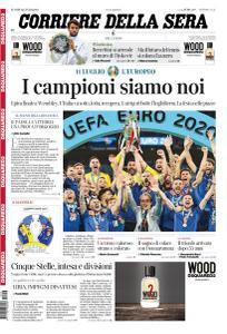 Corriere della Sera - 12 Luglio 2021