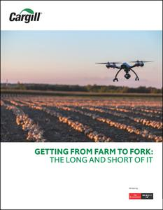 The Economist (Intelligence Unit) - Getting from Farm to Fork (2019)