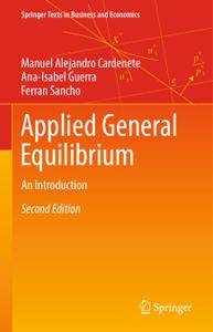 Applied General Equilibrium: An Introduction, Second Edition