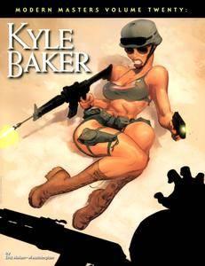 Modern Masters Vol 20 - Kyle Baker ArtNet - DCP