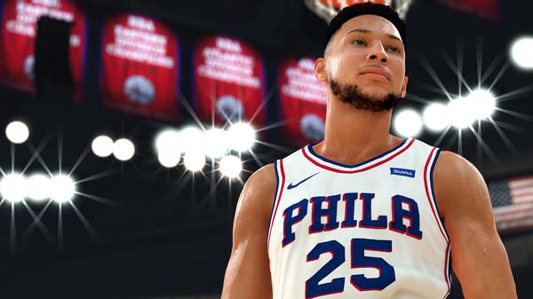 NBA 2K19 (2018) Update 1.08